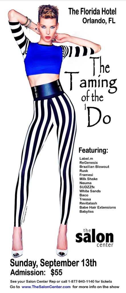 Taming of the Do 2015 Poster-2015-Front