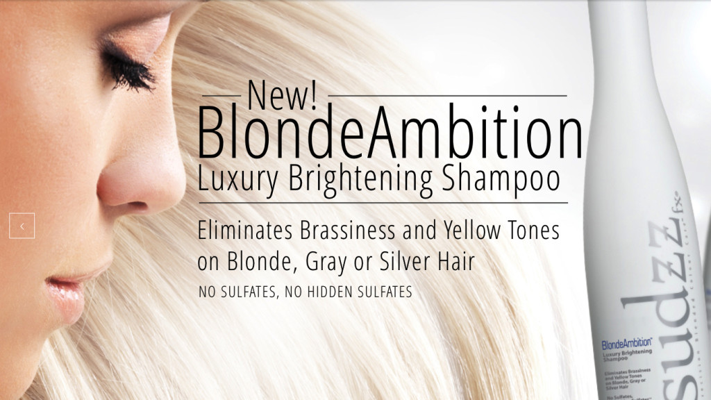 Sudzzfx Blonde Ambition