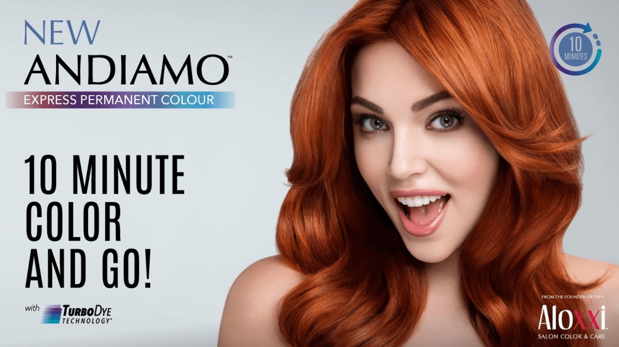 Aloxxi Andiamo Express 10 Minute Color Service Taming Of The Do
